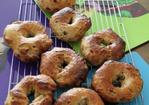 Cinnamon Raisin Bagels (Bread Machine) Recipe