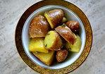 Fingerling Potatoes with Herb Vinaigrette Recipe