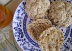 Cooked Oatmeal Scones Recipe