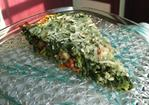 Crustless Spinach Ricotta Quiche Recipe