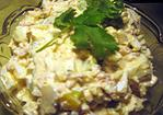 Egg Salad! Creamy Smokey Hot (As in Spice) ! Recipe