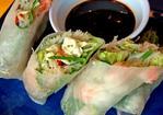 Goi Con - Vietnamese Spring Rolls Recipe