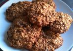 Healthy Honey Oatmeal Cookies Recipe
