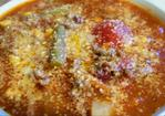Homestyle Minestrone Soup Recipe