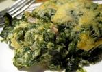 """How I got my family to eat spinach"" Spinach Casserole Recipe"