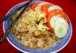 Indonesian Fried Rice - Nasi Goreng Recipe