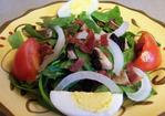 Italian Spinach Salad - Toh Recipe