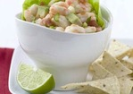 Quick and Spicy Shrimp Ceviche Recipe