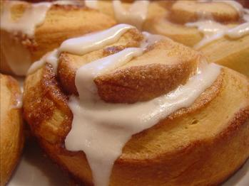 Jo Mama's Soft And Fluffy Cinnamon Rolls Recipe from Food.com on ...