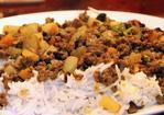 Lamb Khemma / Kheema W/ Peas, Potatoes & Carrots Recipe