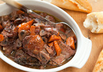 Simple Slow Cooker Coq Au Vin Recipe