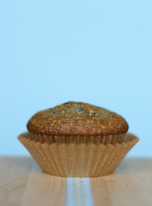 Blue Corn Muffins with Chile Spiced Pecans Recipe Recipe