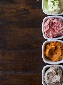 A Quartet of Compound Butters Recipe Recipe