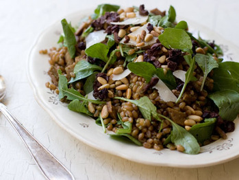 Wheatberry_arugula_pesto