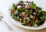 Arugula Pesto Wheat Berries Recipe Recipe