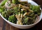 Cilantro Noodle Bowl Recipe Recipe