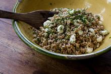 Farro & Herbs Recipe Recipe