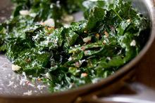 Garlicky Greens Recipe Recipe