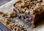 Maple Huckleberry Coffee Cake Recipe Recipe