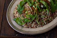 Ottolenghi Red Rice and Quinoa Recipe Recipe