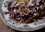 Tassajara Warm Red Cabbage Salad Recipe Recipe