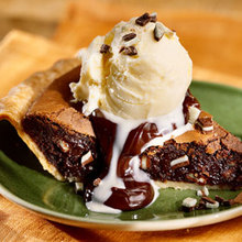 Brownie-Mint Pie Recipe
