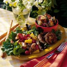 Chicken-and-Fruit Salad Recipe