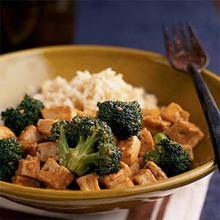 Broccoli-Tofu Stir-Fry Recipe