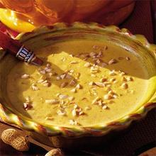 Cream of Curried Peanut Soup Recipe