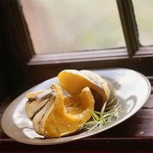 Sweet Dumpling Squash With Citrus-Herb Sauce Recipe