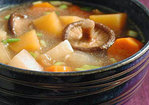Asian Root Vegetable Stew Recipe