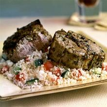 Greek Lamb Chops Recipe
