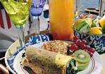 Mediterranean Wrap Recipe