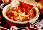Warm-and-Spicy Salsa Recipe