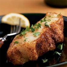 Cumin-Crusted Chilean Sea Bass Recipe