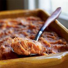 Brûléed Mashed Sweet Potatoes Recipe