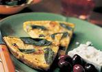 Sage Farinata Recipe