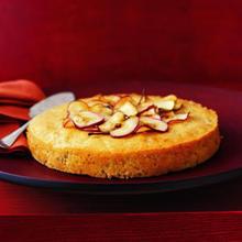 Apple-Maple Cake Recipe