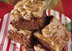 Chocolate-Praline Pecan Cake Recipe
