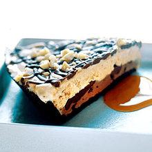 Chocolate Caramel Ice Cream Pie Recipe