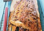 Cedar-Plank Salmon Recipe