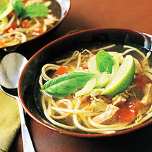 Vietnamese Pork-and-Noodle Soup Recipe
