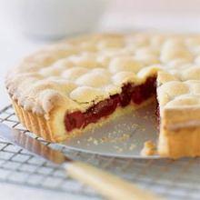 Double-Crust Cherry Tart Recipe