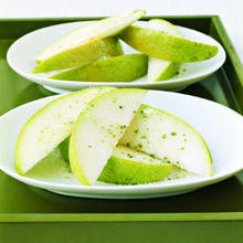 Pears with Rosemary Sugar Recipe
