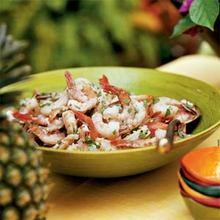 Camarones con Hierbas y Cítricos (Citrus-Herb Shrimp) Recipe