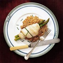 Asparagus Sole Rolls Recipe