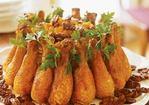 Drumstick Crown Roast Recipe
