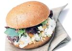 Halibut Salad Sandwiches Recipe