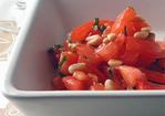 Summer Tomato Chopped Salad Recipe