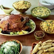 Guajillo-Tamarind Turkey Recipe